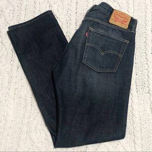 Men's 513 34X34 Levi jeans